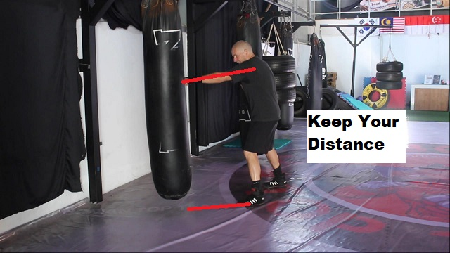 oi keep your distance